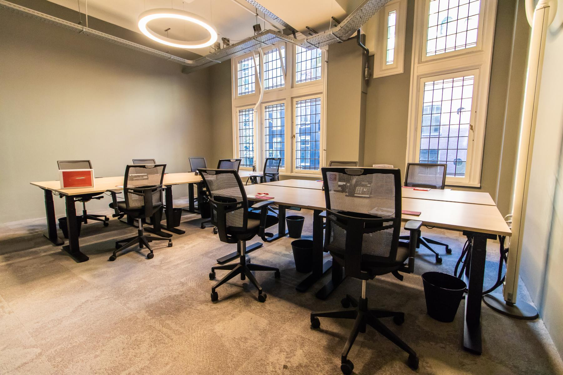 Available office spaces Amsterdam