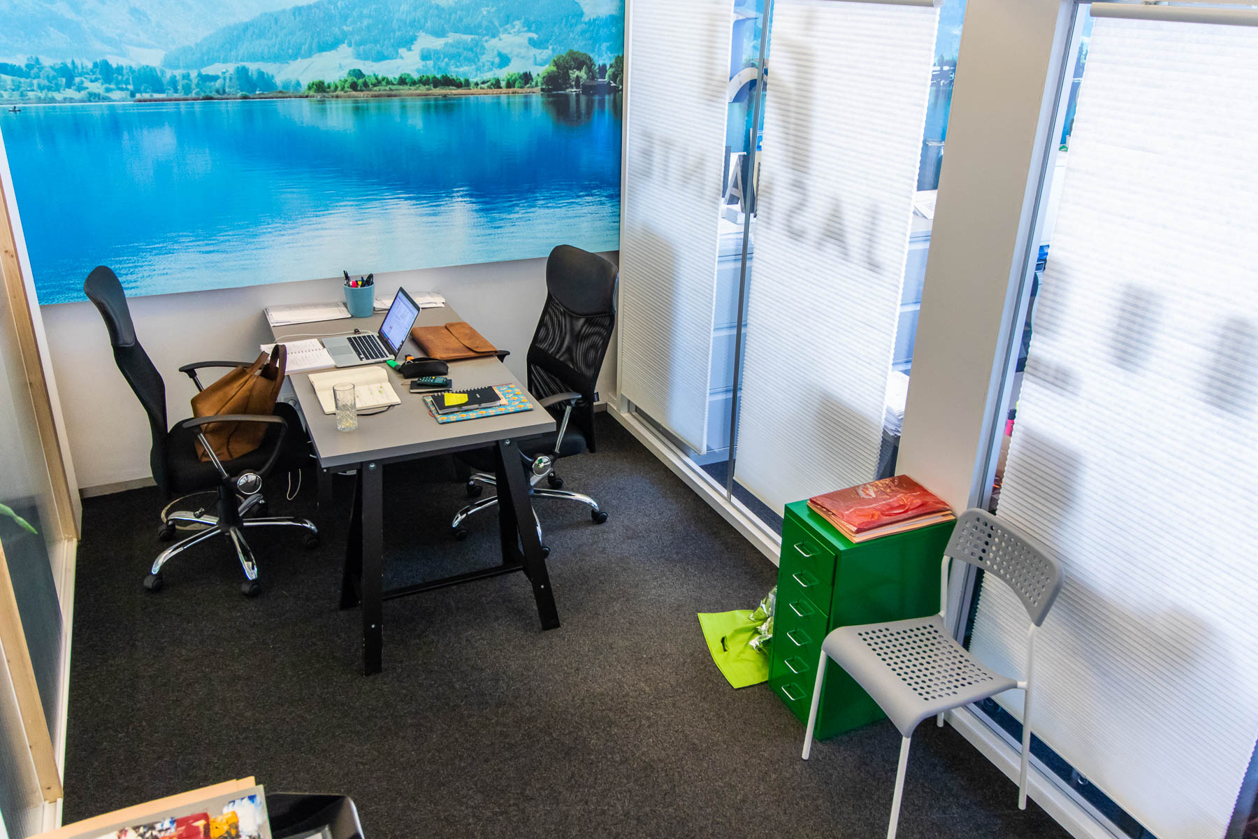 Office units available