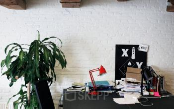 A working space in Amsterdam
