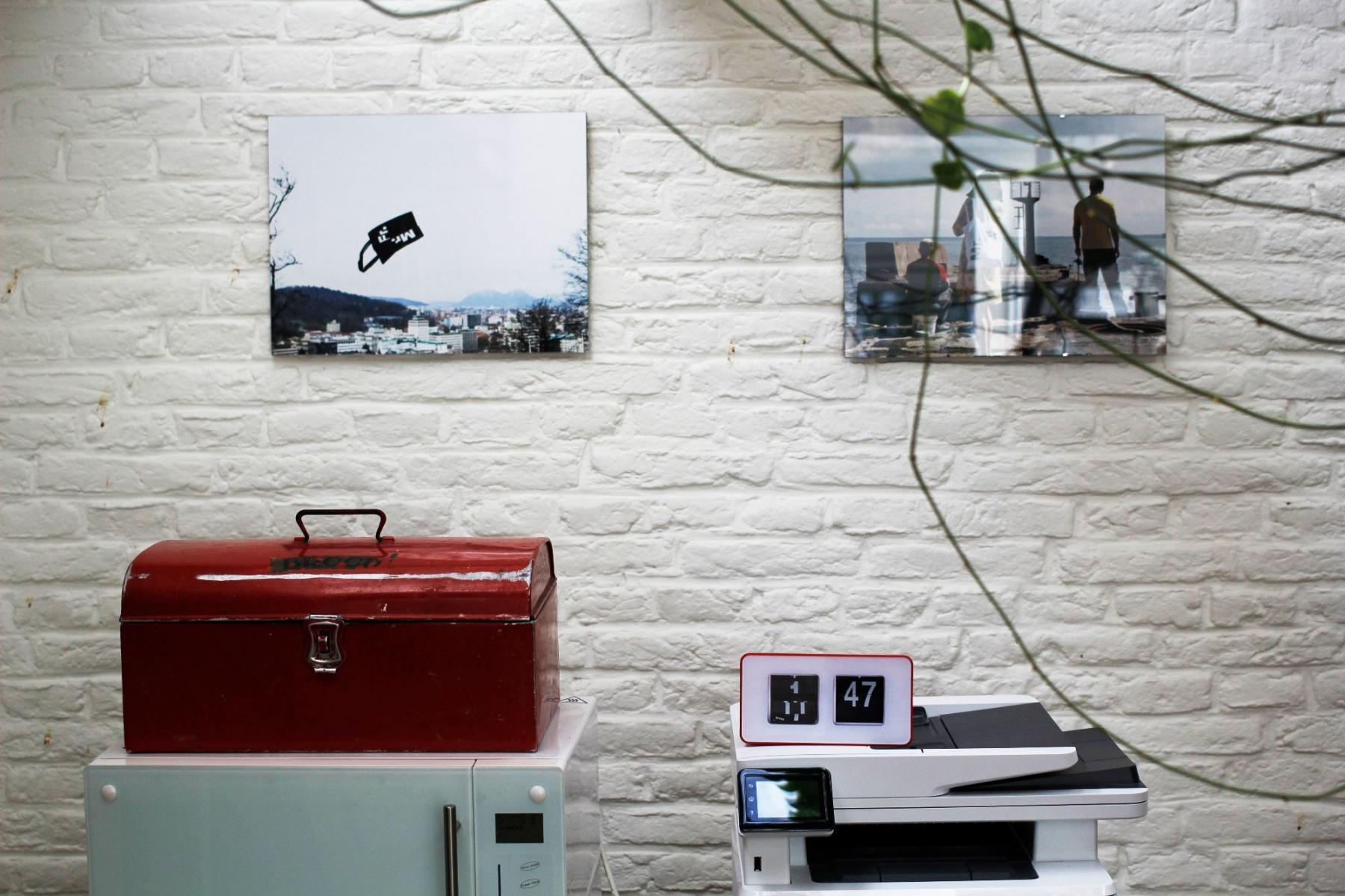 A print device