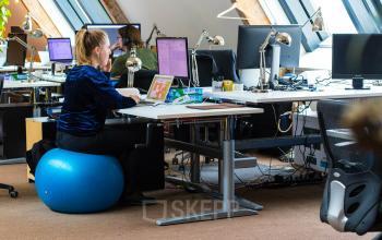 Creative work environment Amsterdam