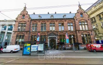 Outside office building Leidseplein Amsterdam