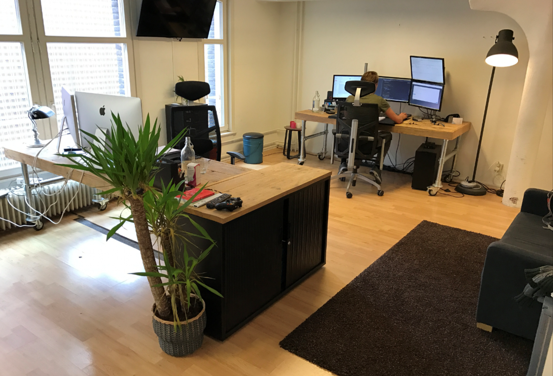 Office in Amsterdam