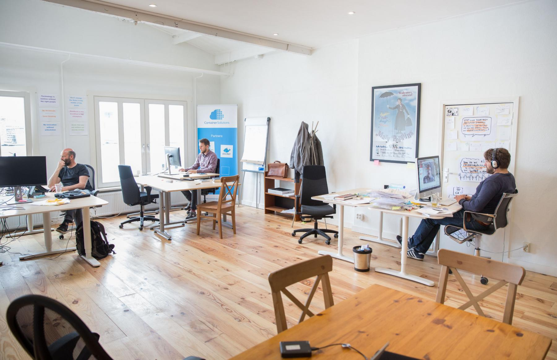 Office space in Amsterdam