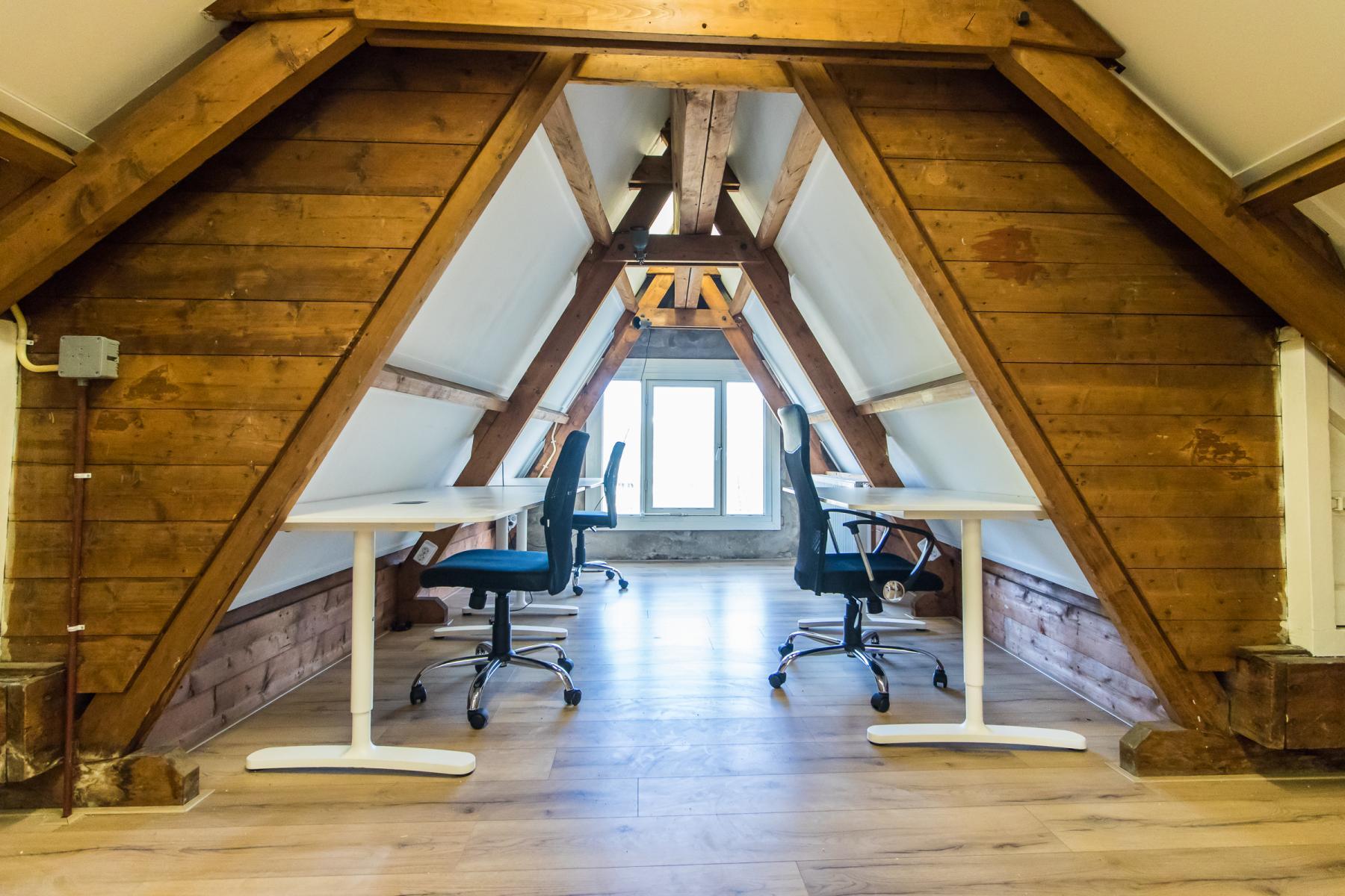 Monumental office building Amsterdam