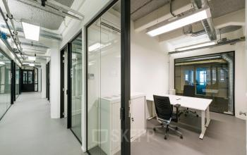 Office space for rent in Amsterdam Houthavens