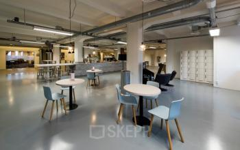 The office restaurant