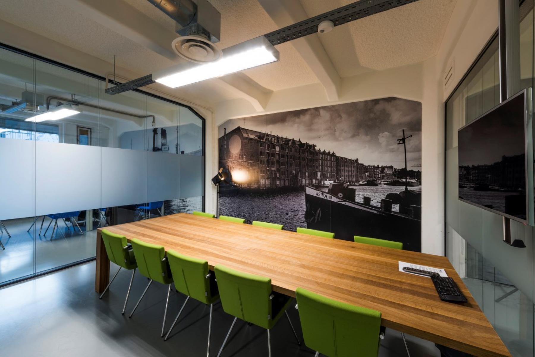 Meetingroom in Amsterdam