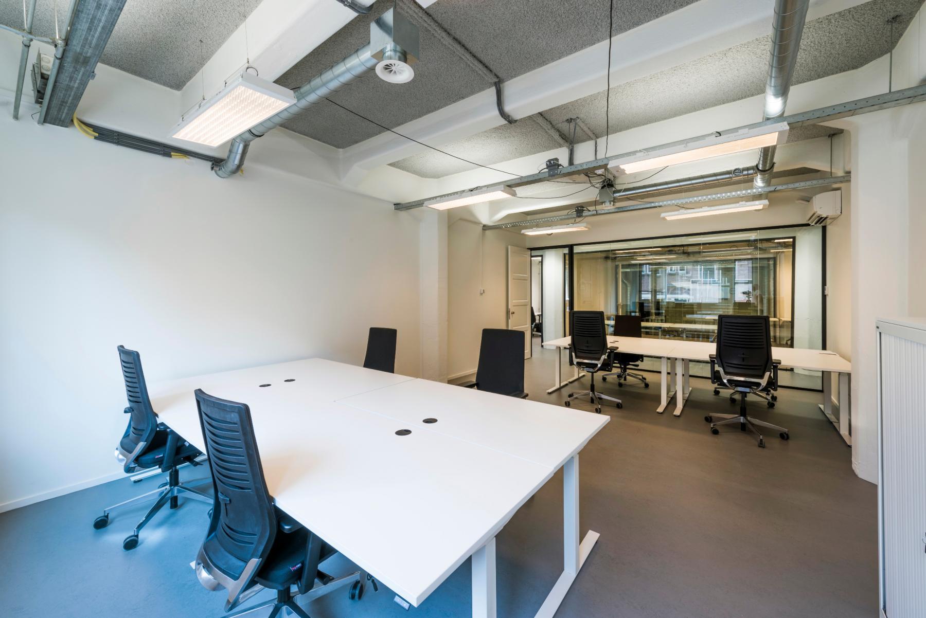 Office space for rent at the Van Diemenstraat