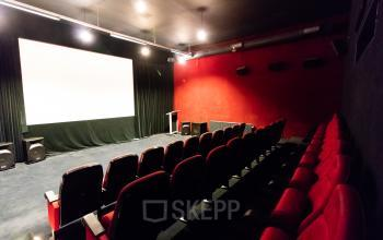 Cinema in the office building