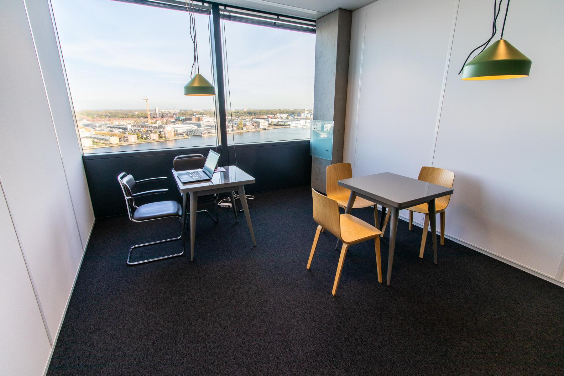 Available office spaces