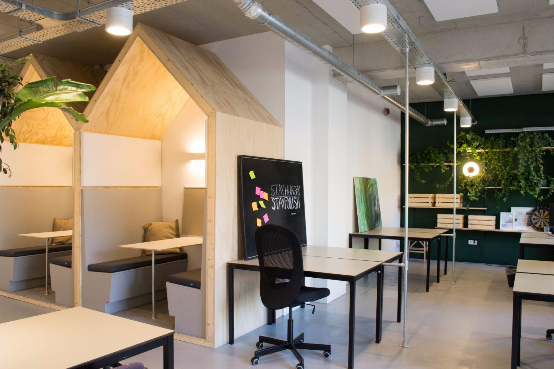 Werkplekken huren op een mooie locatie in Amsterdam