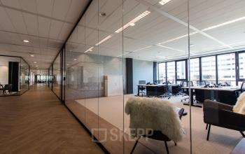 Offices spaces with daylight Amsterdam