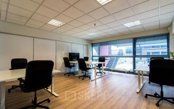 Besides flexdesks also office spaces for rent in Amsterdam