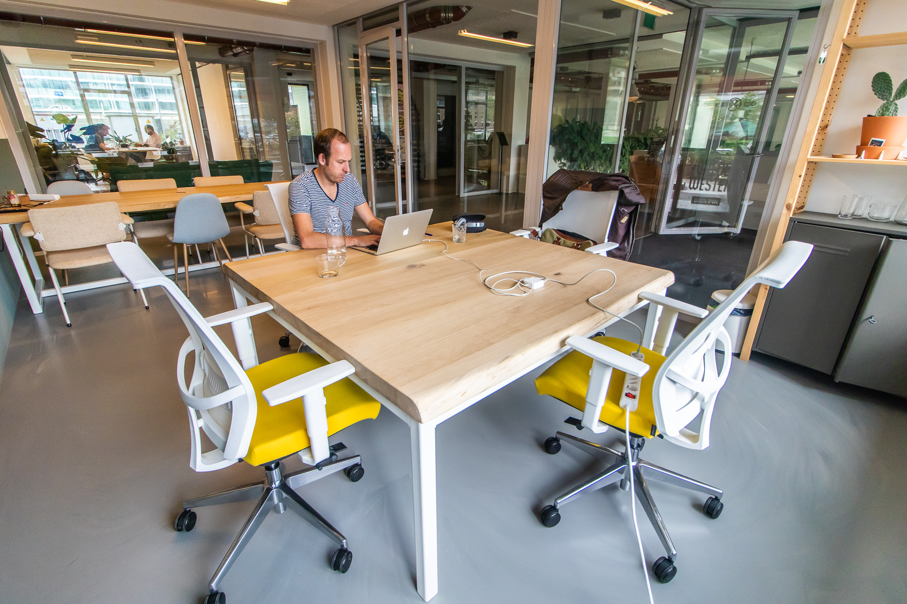Rent office space Bos en Lommerplantsoen 1, Amsterdam (28)