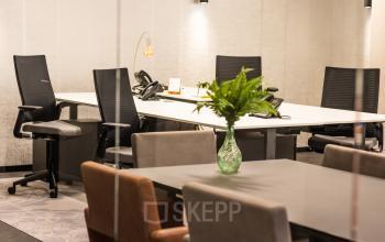 Modern deco office