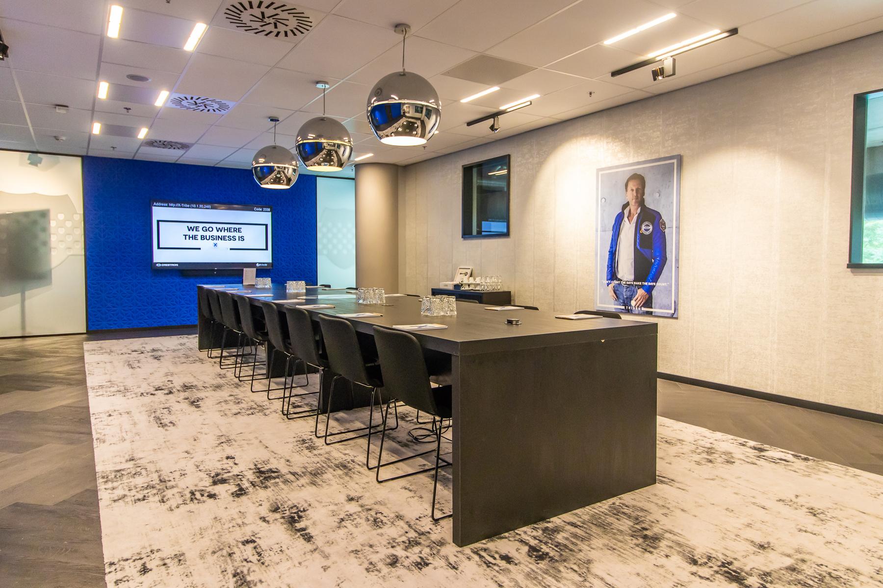 Meeting room office space Amsterdam