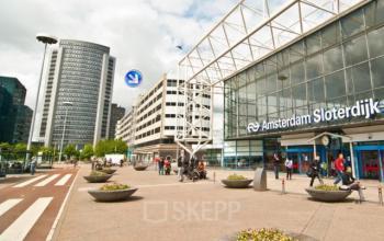 24 uur per dag toegangkelijk kantoorpand Amsterdam