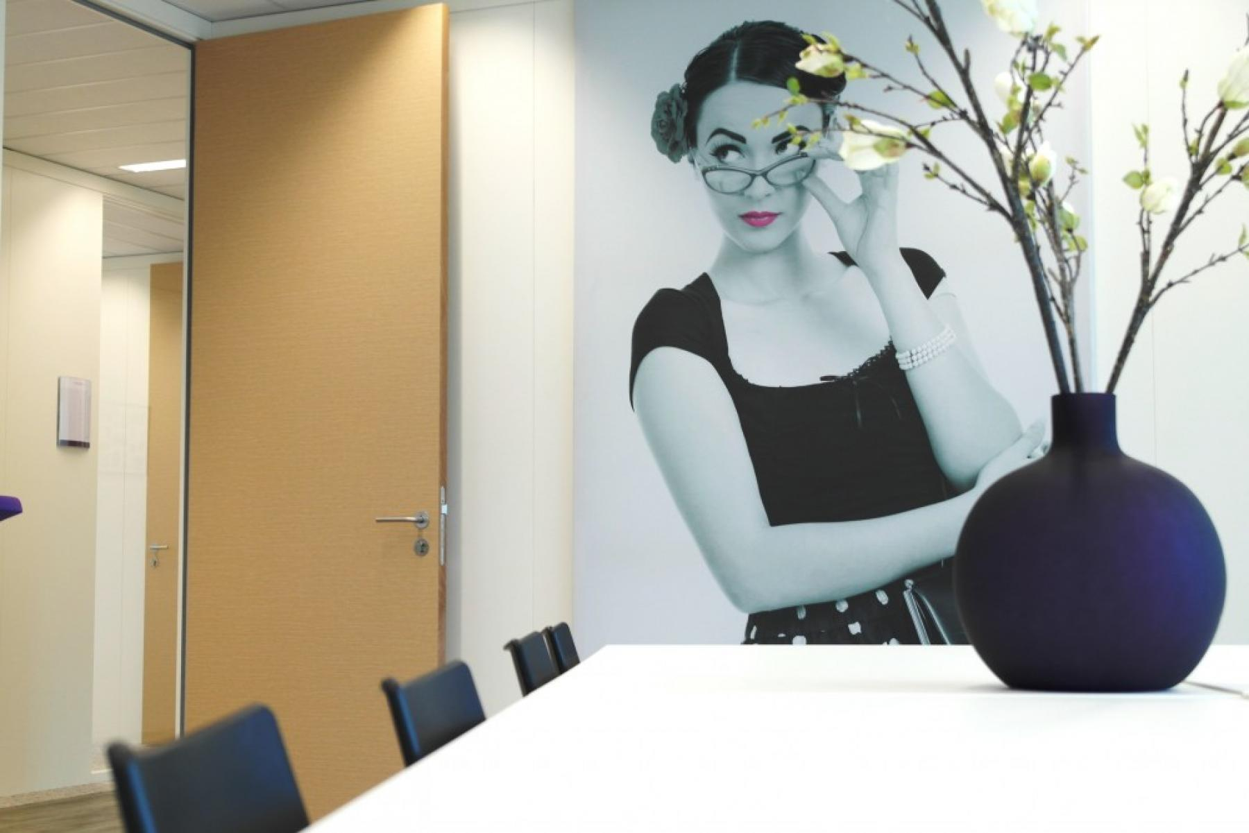 inspirerende kantoorkamer