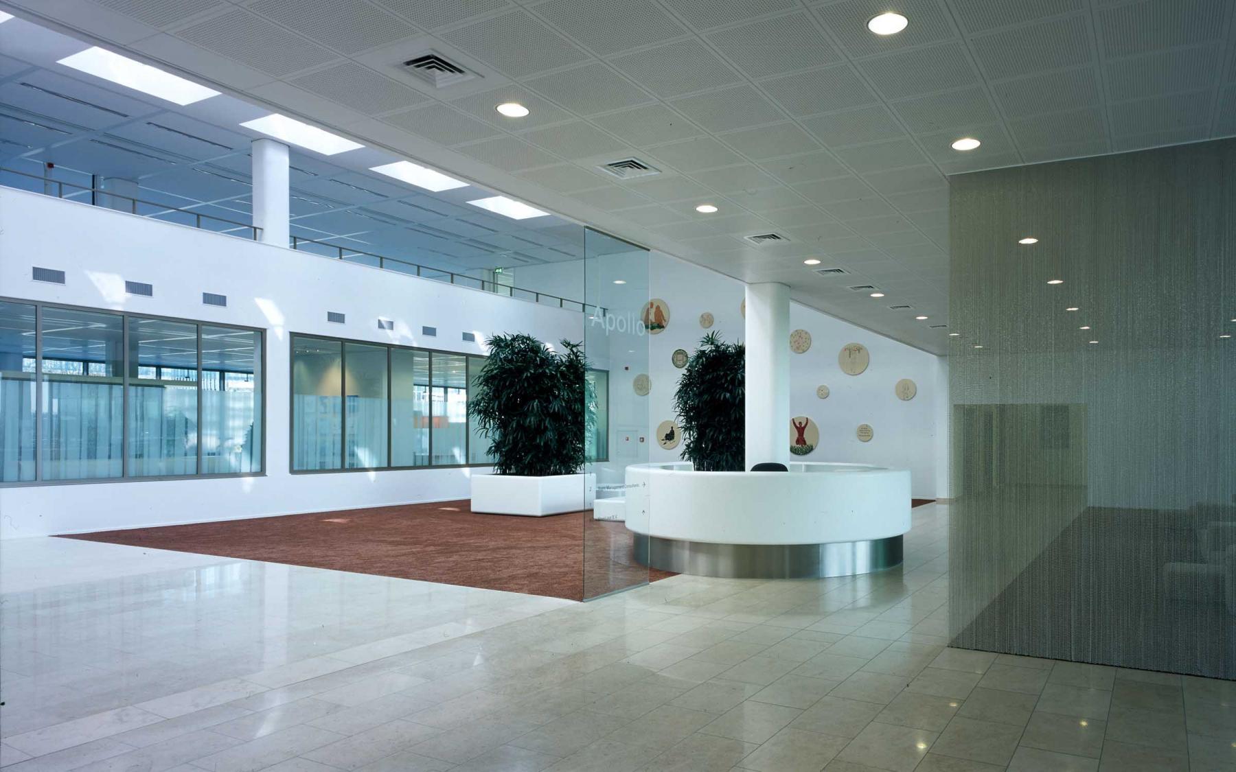gemeenschappelijke ruimte kantoor amsterdam zuidoost