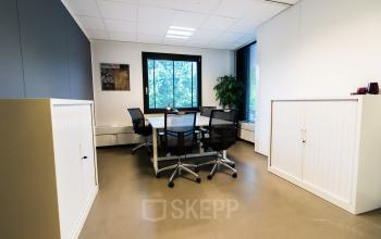 Modern and furnished office spaces available