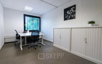 Multiple office spaces for rent at the Cuserstraat