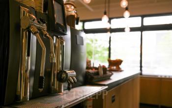 koffiecorner algemene ruimte kantoorpand amsterdam zuidoost hogehilweg kantoor