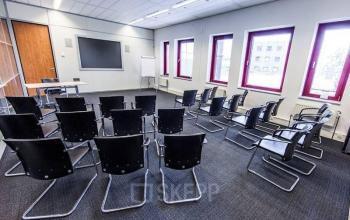 presentatieruimte kantoorgebouw amsterdam sloterdijk