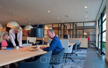 meetings teleportboulevard Amsterdam