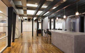 gemeenschappelijke ruimte kantoorgebouw kabelweg amsterdam pantry lunchruimte