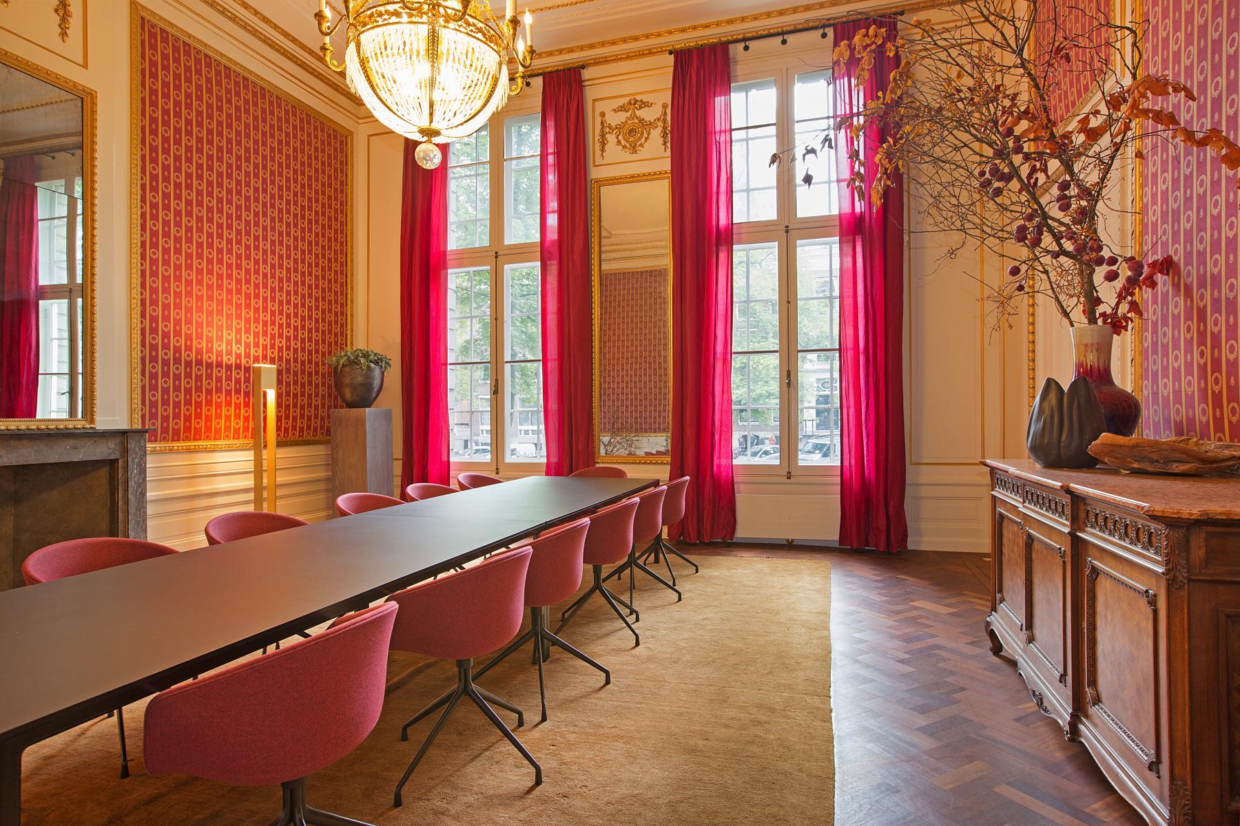 meubilair huren amsterdam tafel stoel kantoorruimte herengracht skepp