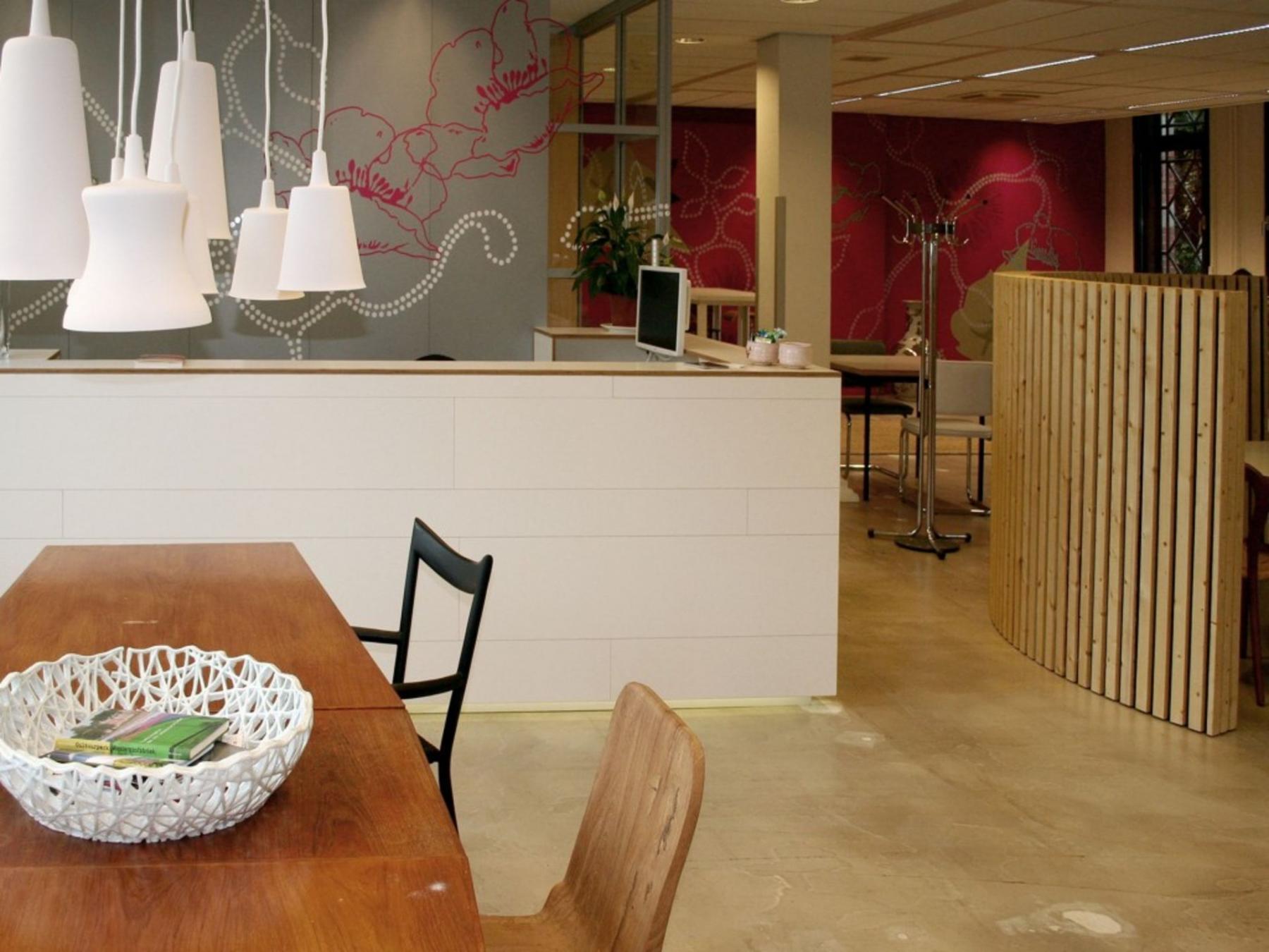 stijlvolle open ruimte in kantoorpand Haarlemmerweg bij het Westerpark