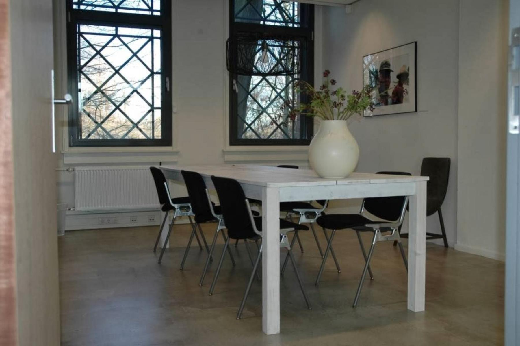 flexwerkplek te huur in schitterend kantoorpand Amsterdam