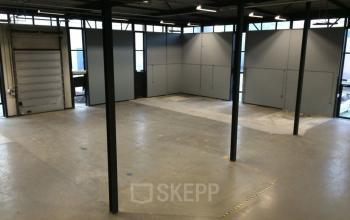 casco kantoorruimte huren aan de Contactweg in Amsterdam