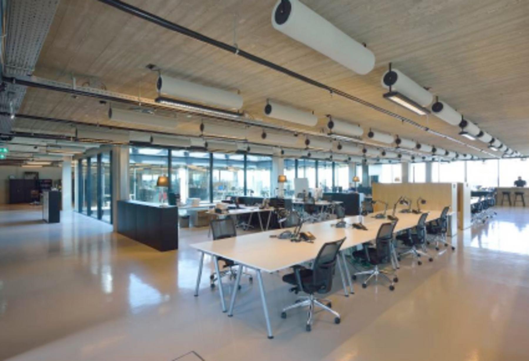 gemeubileerde vergaderruimte te huur aan de Archangelkade in Amsterdam