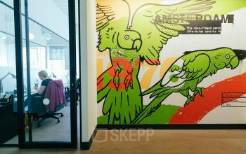 kantoor centrum amsterdam huren buitenaanzicht
