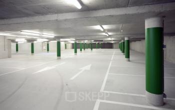 parkeren cuserpark