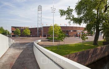 kantoorgebouw amsterdam olympisch stadion buitenzijde huur