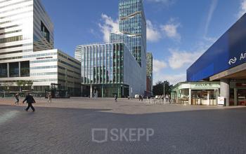 kantoorpand kantoorgebouw Amsterdam Zuidas