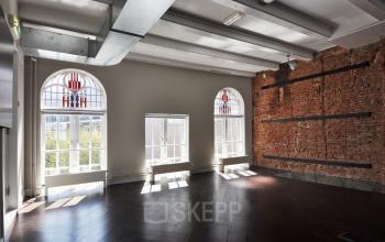 kantoorruimte te huur in amsterdam centrum aan de rapenburgerstraat met fraai uitzicht