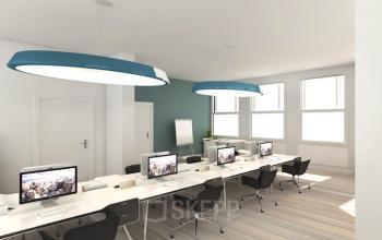 amsterdam centrum kantoor gemeubileerde kantoorruimte huren werkplekken