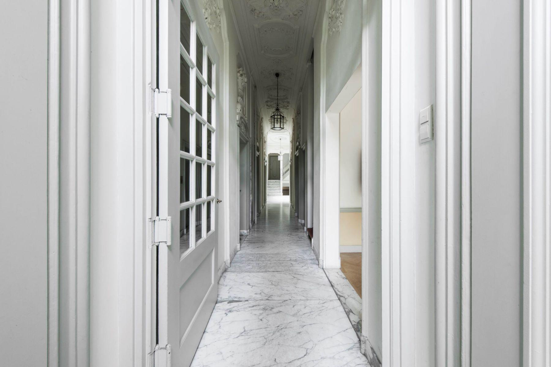 Binnenzijde hal kantoorruimte Herengracht Amsterdam