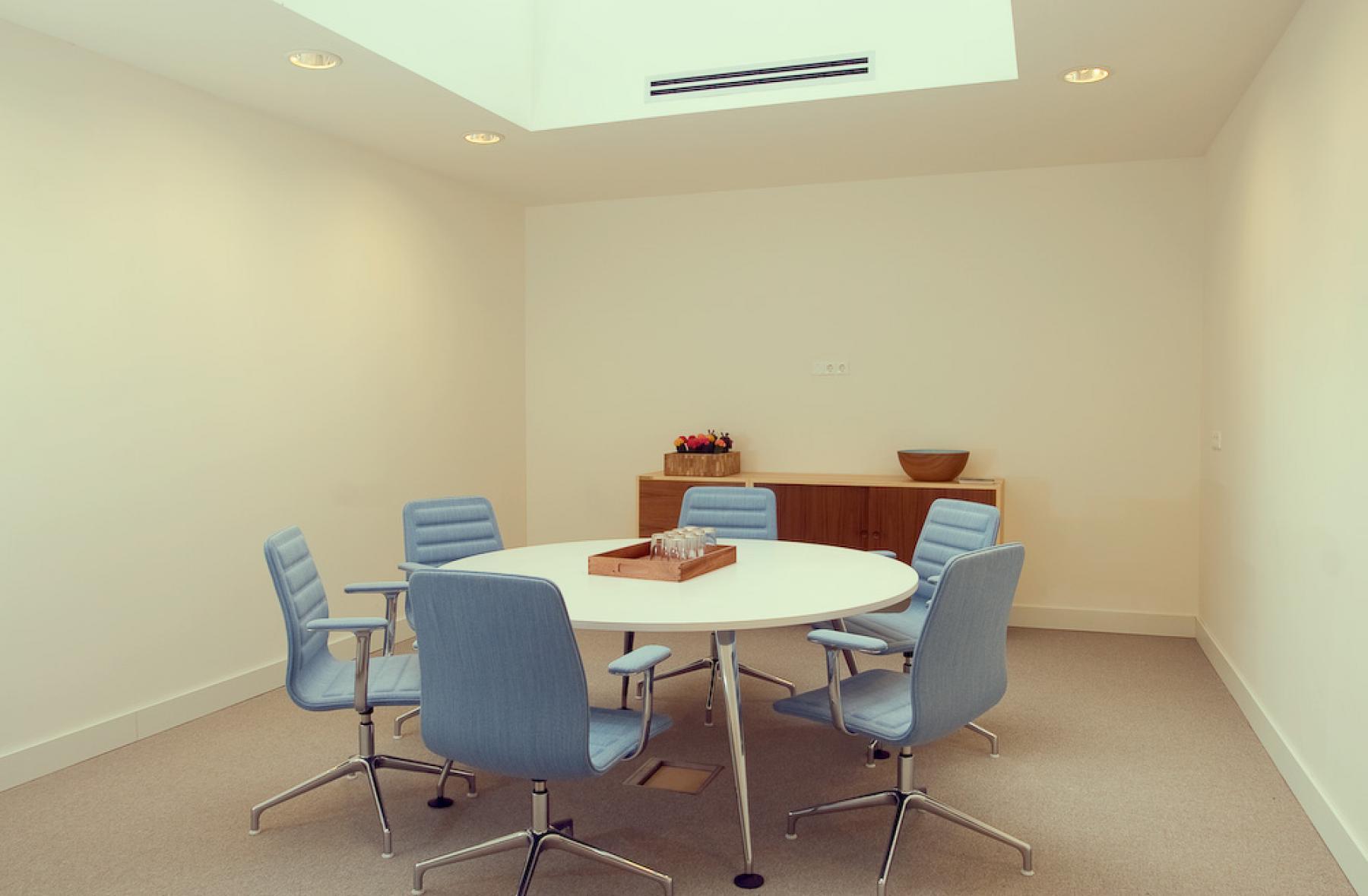 Amsterdam kantoor vergaderzaal