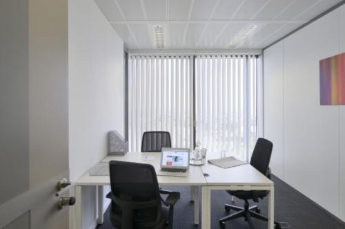 Een serviced office