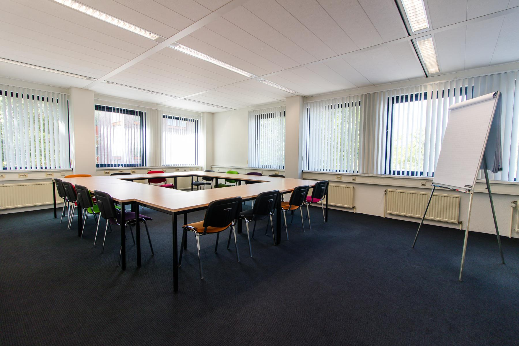 Spacious conference rooms available in Apeldoorn