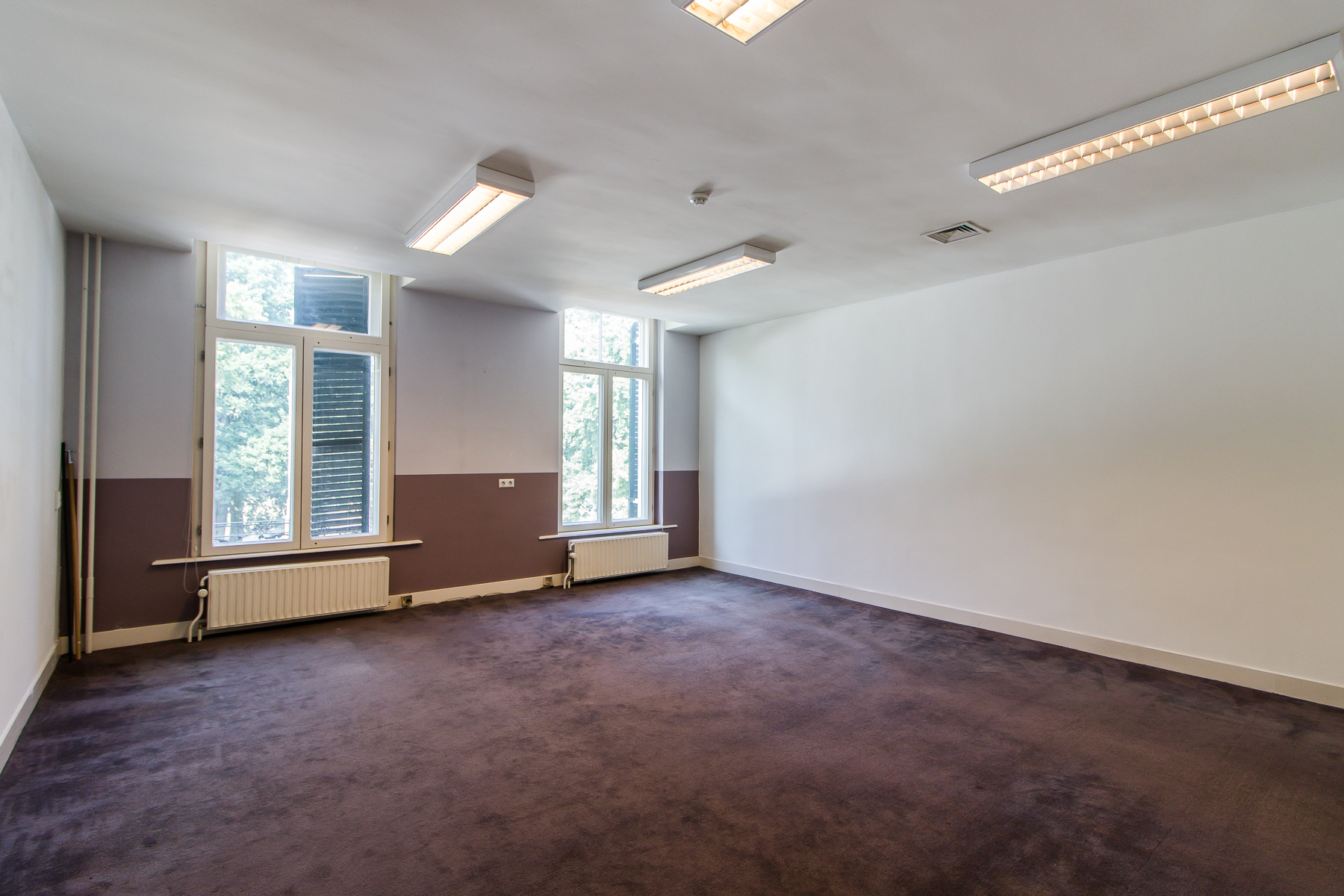 Ample choice of office spaces