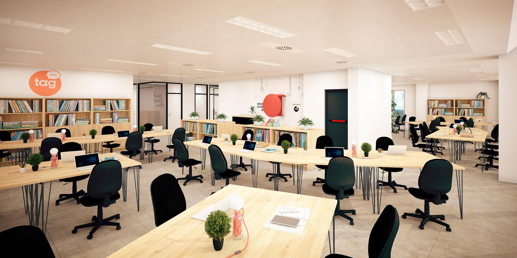 Rent office space Carrer de Ramon Turró 169, Barcelona (4)