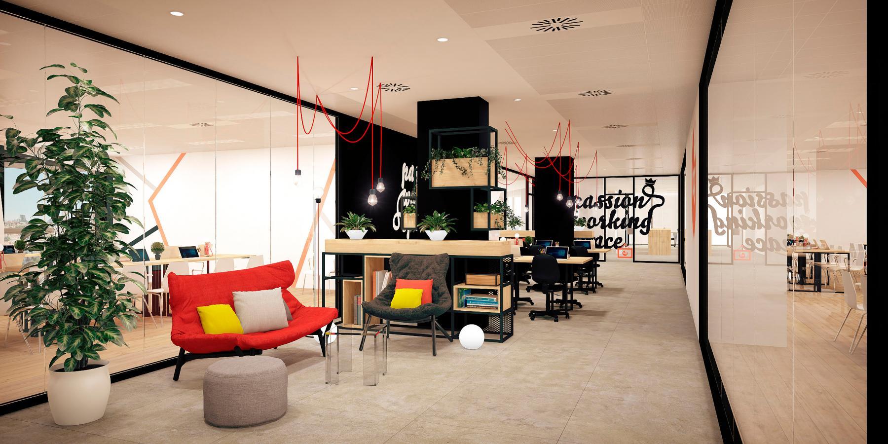 Rent office space Carrer de Ramon Turró 169, Barcelona (1)
