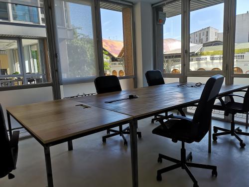 Alquilar oficinas Avenida de Francesc Cambó 17, Barcelona (4)