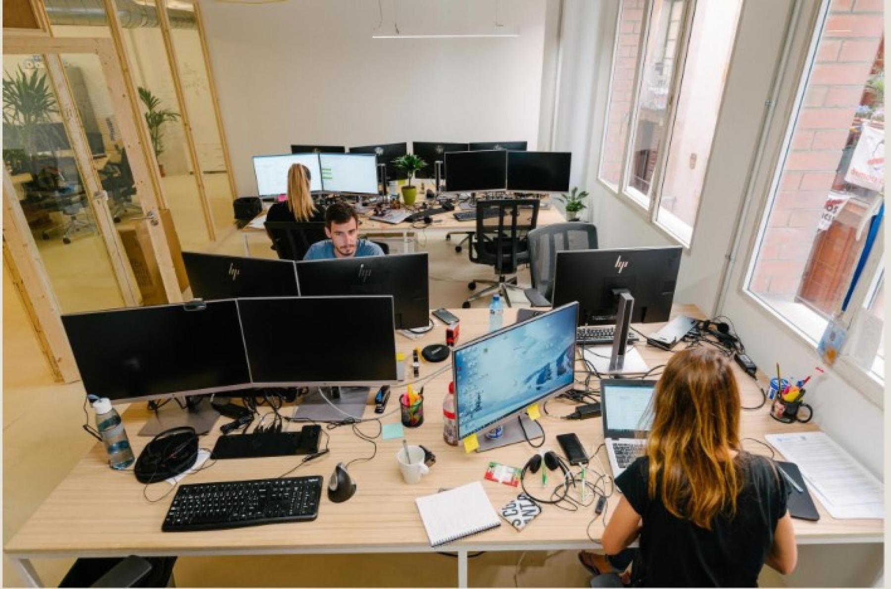 Alquilar oficinas Avenida de Francesc Cambó 17, Barcelona (1)